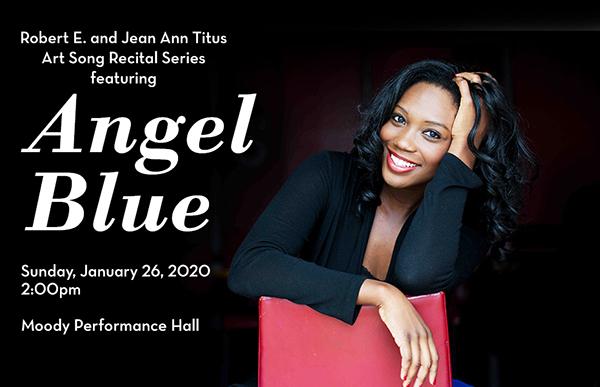The 2020 Titus Art Tune Recitalists, Treble Angel Blue and also Pianist James Baillieu, Prepare to Dazzle Dallas