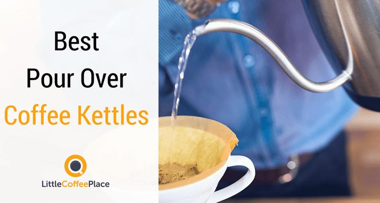 Top Rated Gooseneck Coffee Kettles