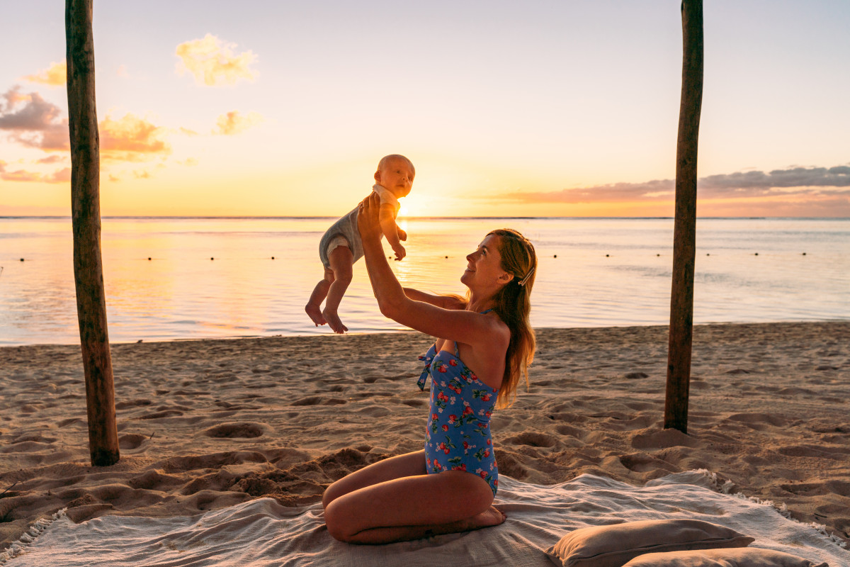when can you travelwith a baby