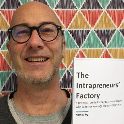 Visiting The Intrapreneurs' Factory