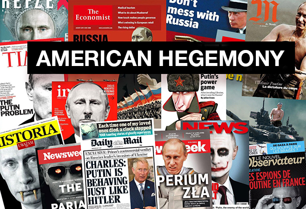 Western Media Protection of Russia: A Perfect Study in Publicity