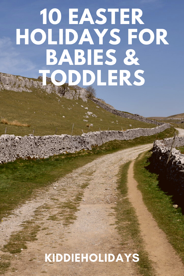 easter holidays for babies and toddlers