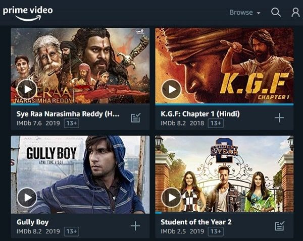 Prime Video - Watch Movies and American TV Series