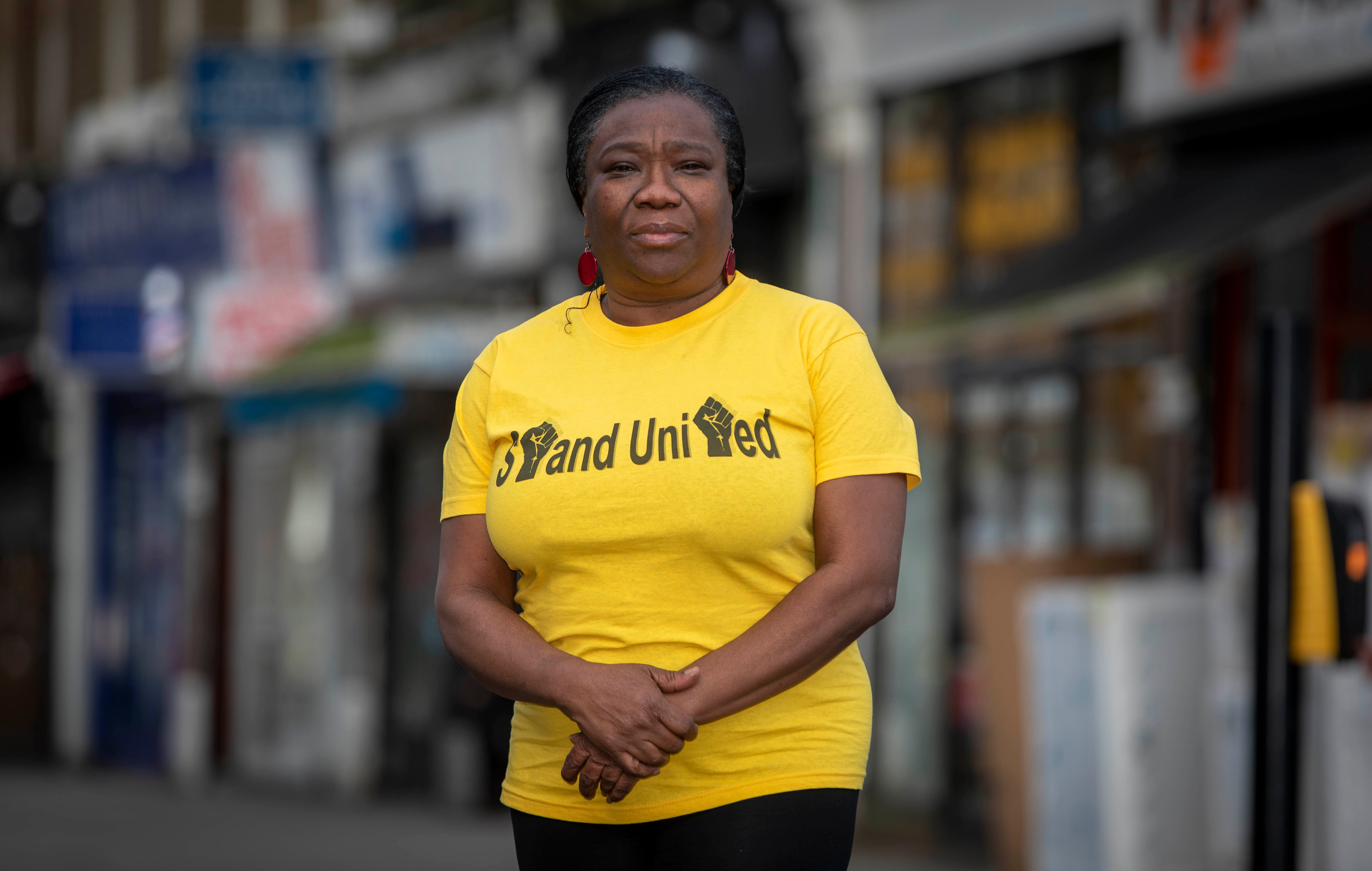 Lara's aunt, Mercinth Anderson, said her friend moved her 12-year-old son out of Stoke Newington to Jamaica over fears of gang violence