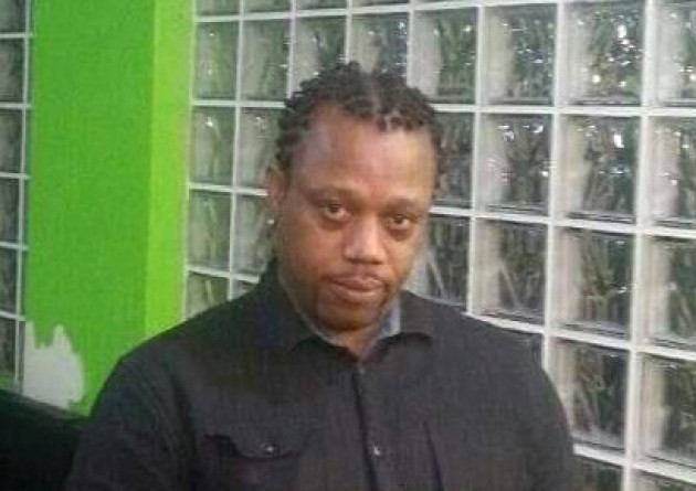 Steven Brown, 47, was stabbed to death on Mathias Road in April last year