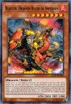Yugioh banned list card Blaster, Dragon Ruler of Infernos