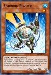 Yugioh banned list card Fishborg Blaster
