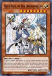 Yugioh banned list card Master Peace, the True Dracoslaying King