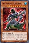 Yugioh banned list card The Tyrant Neptune