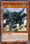 Yugioh banned list card True King Lithosagym, the Disaster
