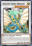 Yugioh banned list card Ancient Fairy Dragon
