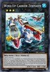 Yugioh banned list card Wind-Up Carrier Zenmaity