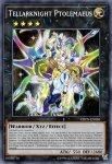 Yugioh banned list card Tellarknight Ptolemaeus