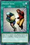 Yugioh banned list card Snatch Steal