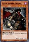 Yugioh banned list card Armageddon Knight