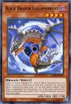 Yugioh banned list card Black Dragon Collapserpent