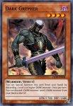 Yugioh banned list card Dark Grepher