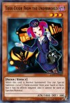 Yugioh banned list card Tour Guide From the Underworld