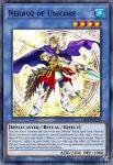 Yugioh banned list card Nekroz of Unicore
