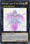 Yugioh banned list card Beatrice, Lady of the Eternal