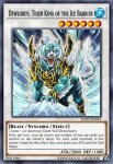 Yugioh banned list card Dewloren, Tiger King of the Ice Barrier