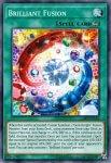 Yugioh banned list card Brilliant Fusion