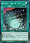 Yugioh banned list card Gateway of the Six