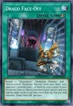Yugioh banned list card Draco Face-Off