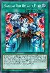 Yugioh banned list card Magical Mid-Breaker Field