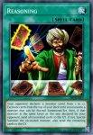 Yugioh banned list card Reasoning