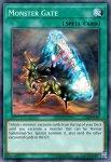 Yugioh banned list card Monster Gate
