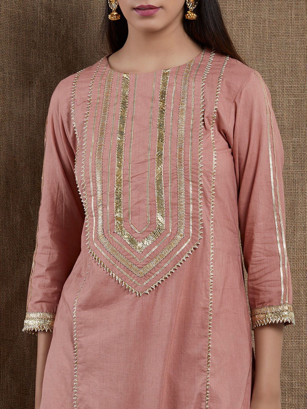 ladies long kurti designs