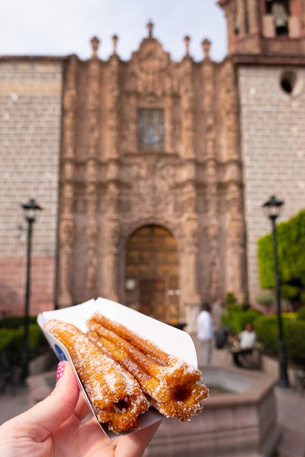 The Best Churros in San Miguel de Allende