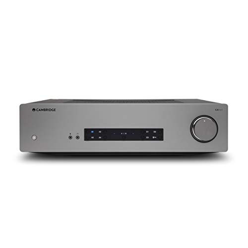 Cambridge Audio CXA61 60 Watt Integrated Stereo Amplifier, aptX HD Bluetooth, Digital...