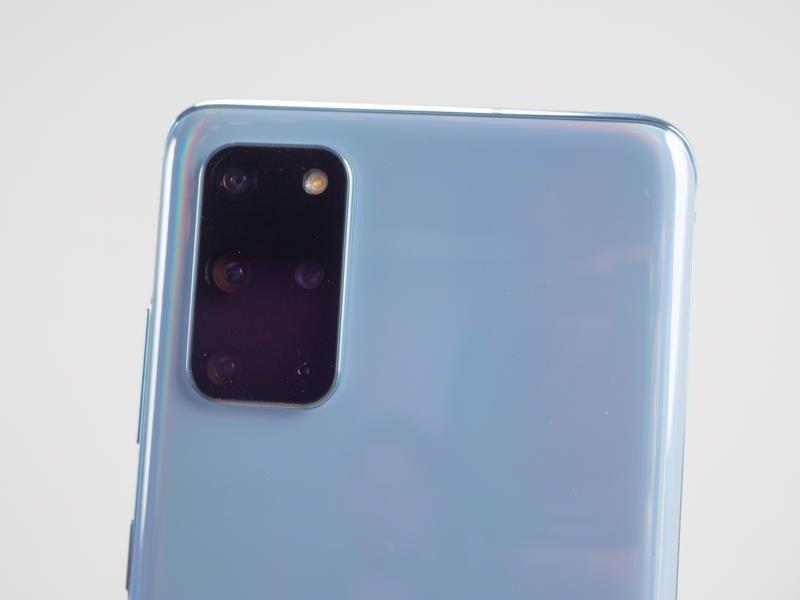 Samsung Galaxy S20 Plus Bader