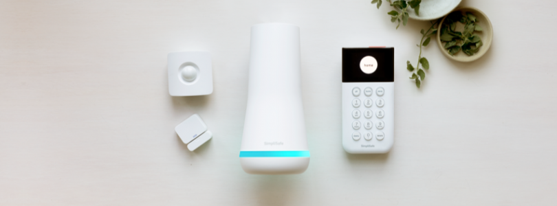 SimpliSafe IoT in everyday life