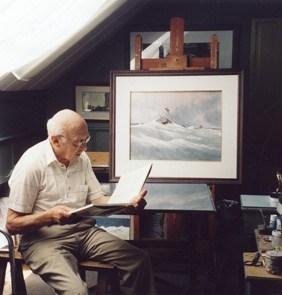 Gerhard Miller - Courtesy: Miller Art Museum