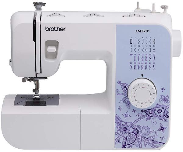 brother portable sewing machine-min