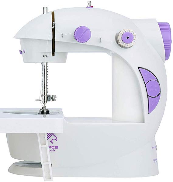 varmax mini sewing machine with extension table-min