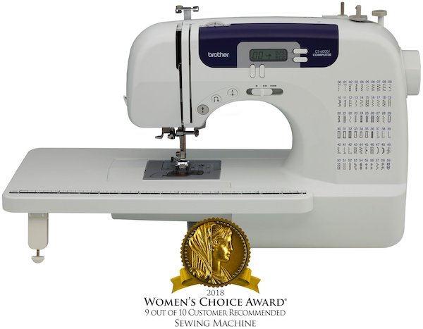 brother sewing and quilting machine-min