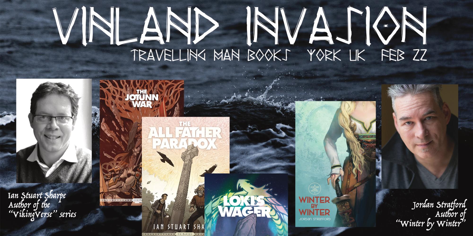 Fringe Event – The Vinland Invasion!