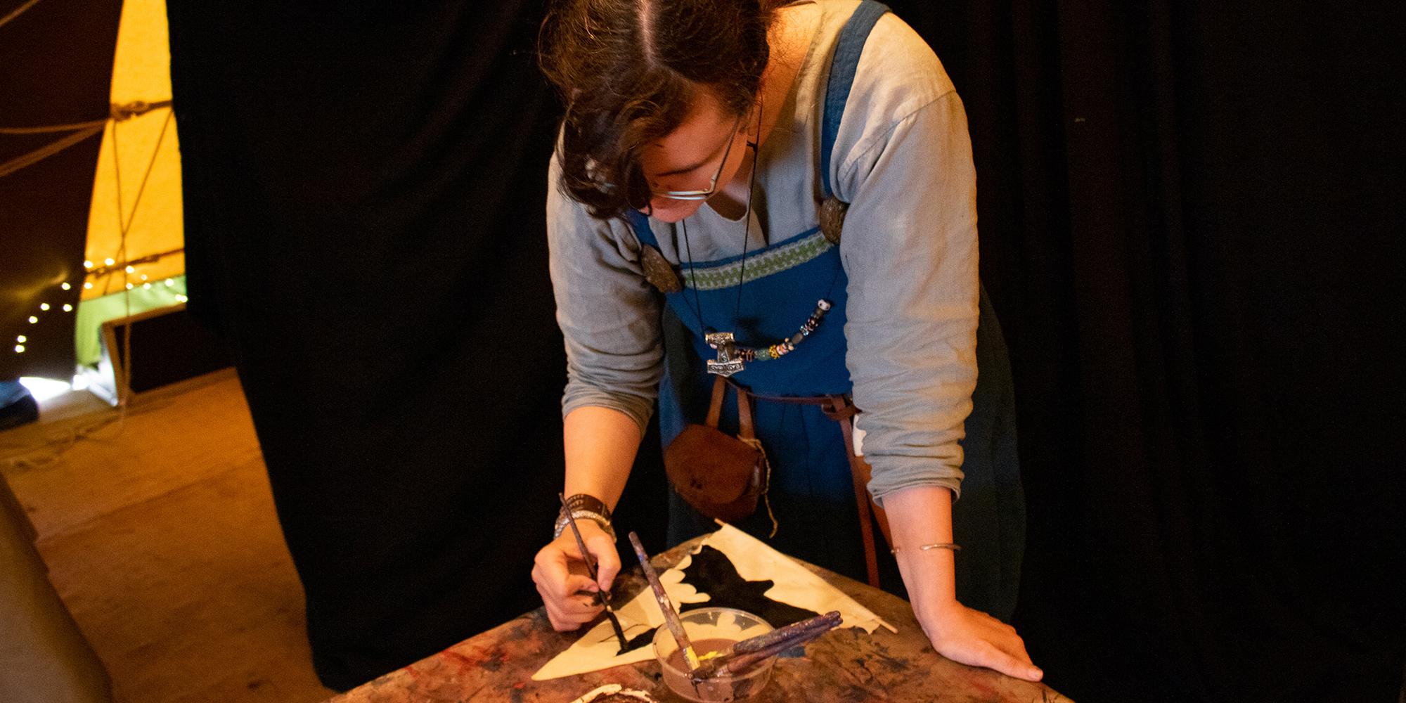 Viking Crafting for Kids