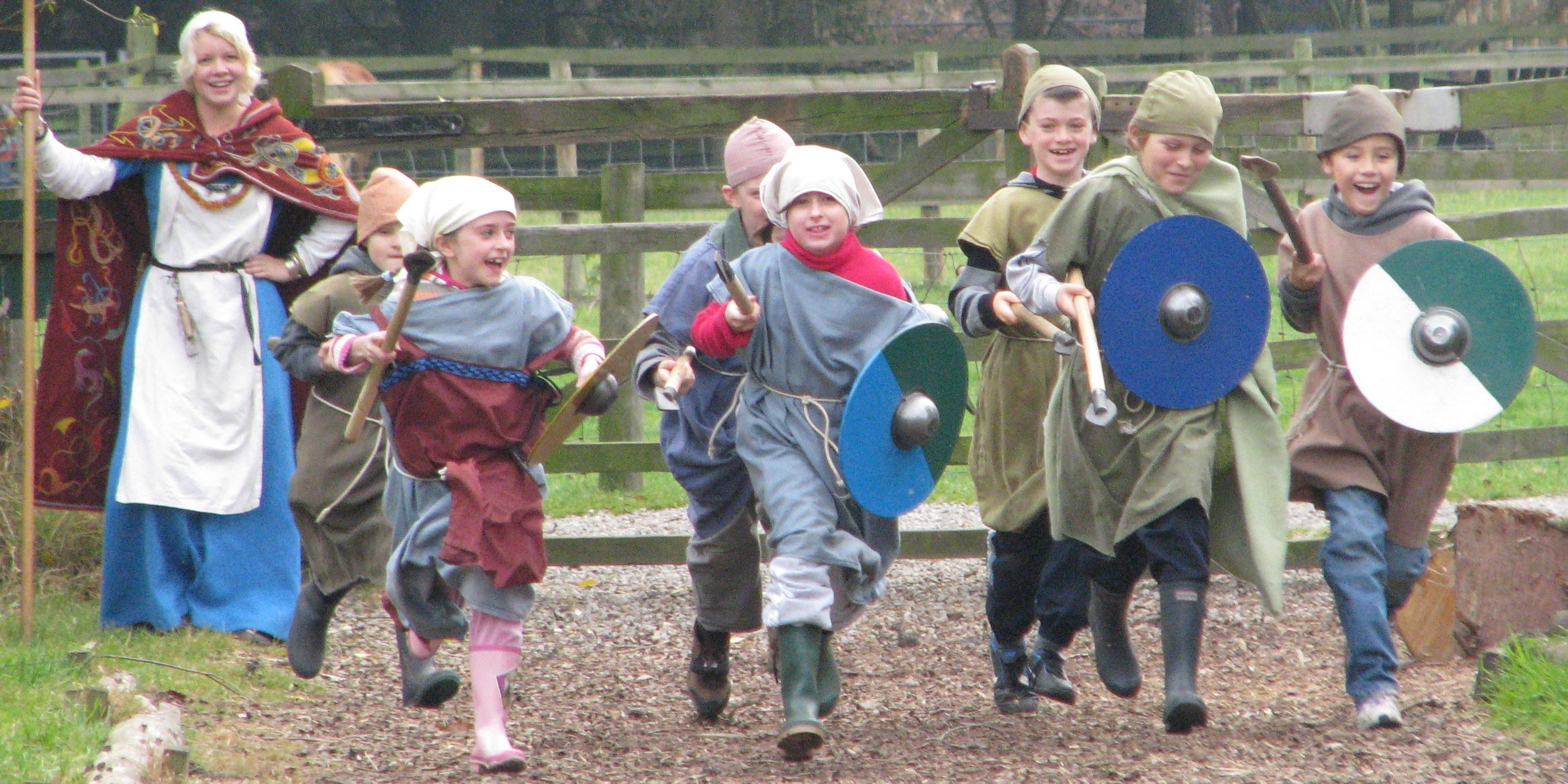 Be a Viking!