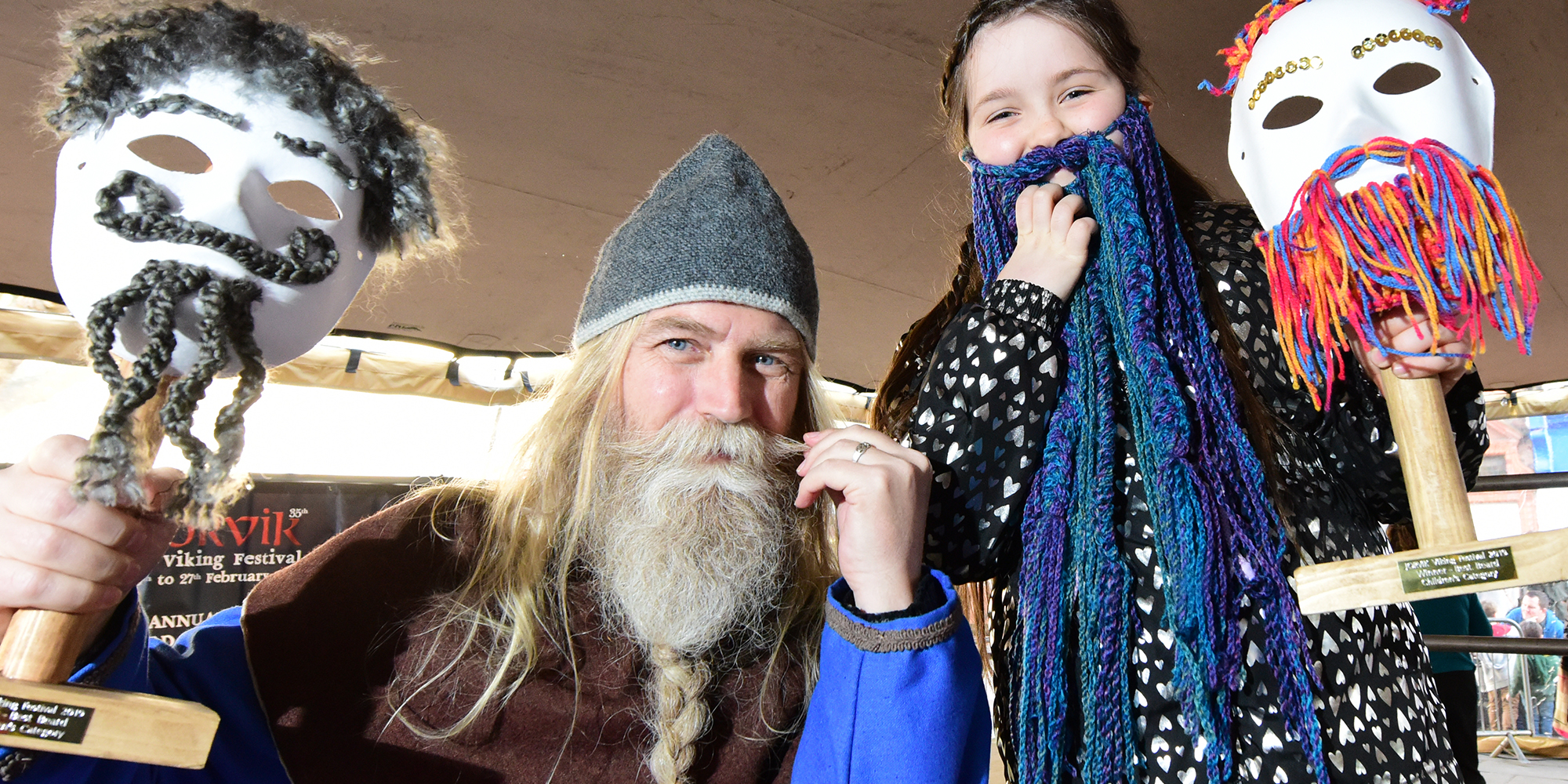 Annual Best Beard Competition