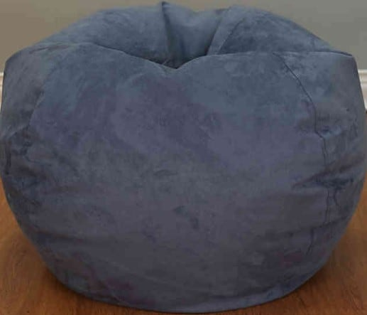 Bed Bath & Beyond Microsuede Bean Bag Chair - Best Budget Bean Bag Chair 2020