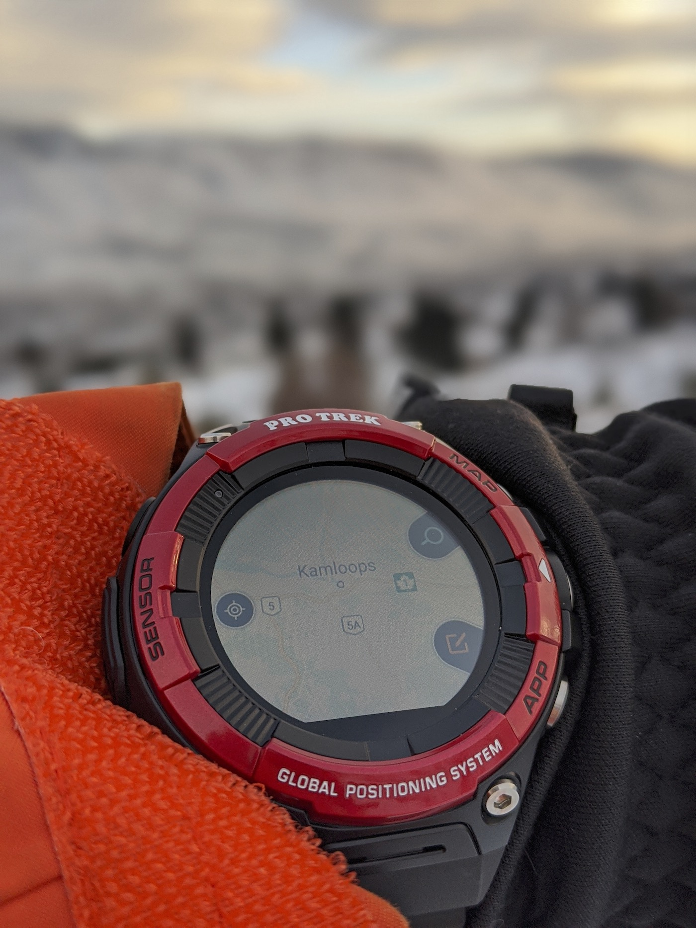 Casio Pro Trek WSD-F21 HR Watch Review Wrist Time Reviews