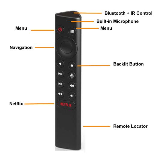 nvidia shield tv pro review remote
