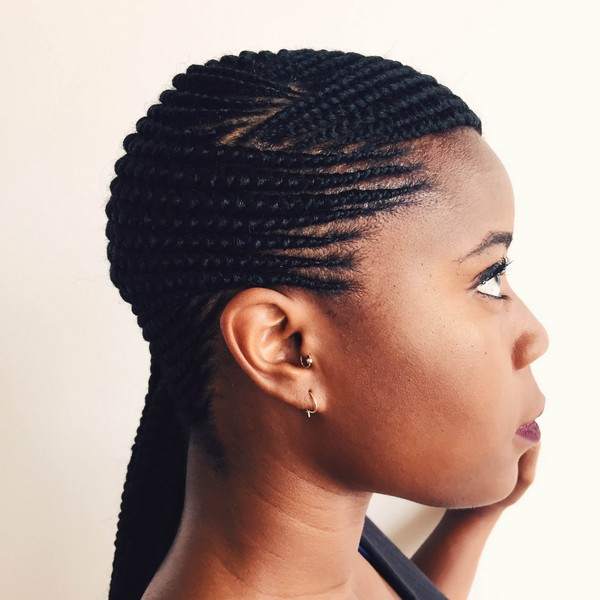 57 Ghana Braids Styles With Pictures 2020 Trends The National Age