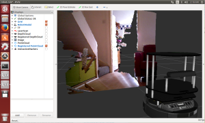 pointcloud-on-deep-learning-robot