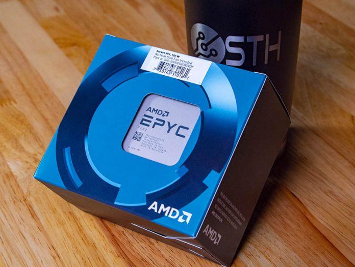 AMD EPYC 7282 Cover